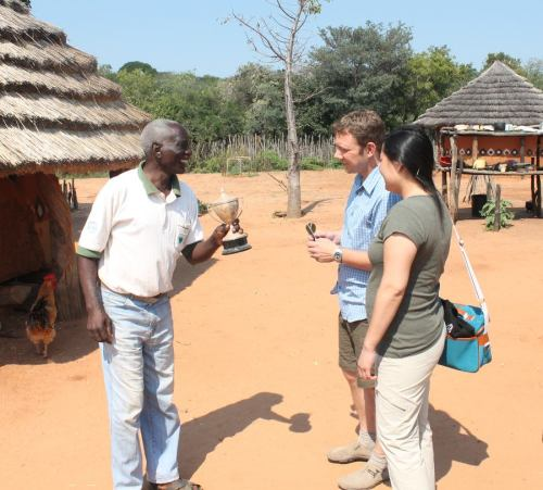 Mpisi village tour